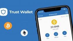 ارسال ارزدیجیتال به دیگران از طریق کیف پول تراست ولت