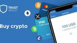 انتقال ارز دیجیتال به کیف پول تراست ولت