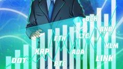 تحلیل تکنیکال ارز دیجیتال وی چین