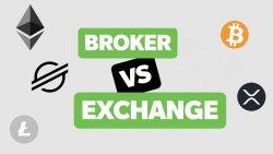 تفاوت صرافی و بروکر در ارزهای دیجیتال چیست؟
