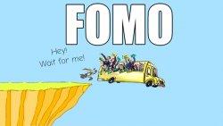 فومو در بازار ارزهای دیجیتال چیست؟