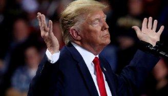 ترامپ در بحران