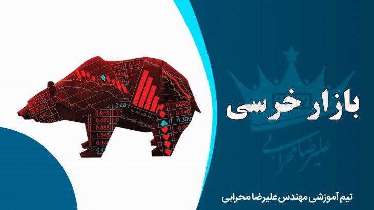 آشنایی کامل با بازار خرسی در بازار بورس ایران