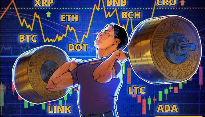 تحلیل تکنیکال ارز دیجیتال تزوس
