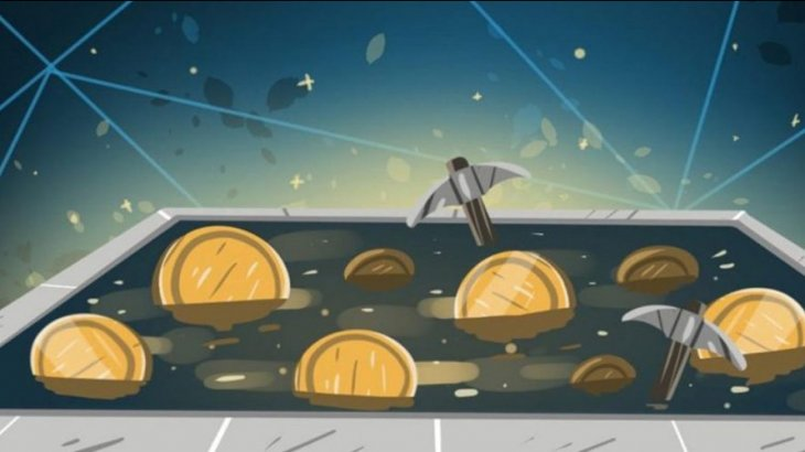 مفهوم استخر در بازار ارز دیجیتال