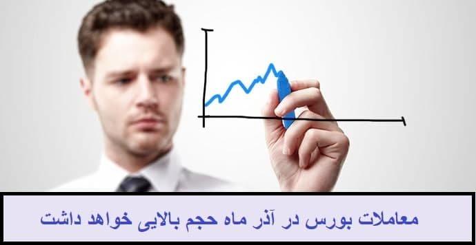 معاملات متعادل در آذرماه