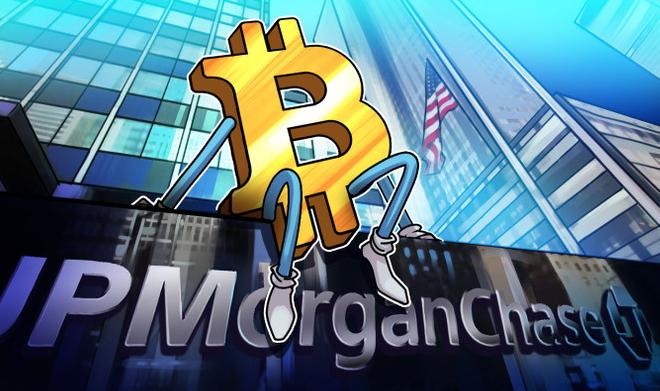 JPMorgan معاملات آتی بیتکوین را نشانه ای برای بازار خرسی می داند