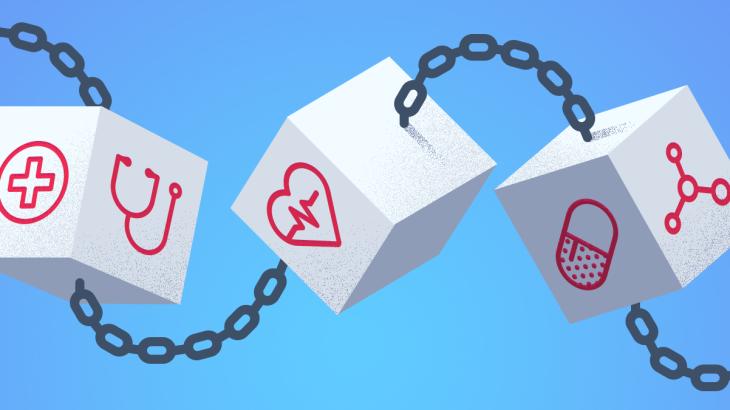 بلاکچین در صنعت بهداشت و درمان