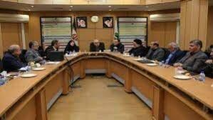 جلسه شورای عالی بورس با موضوع تعیین دامنه نوسان در هفته جاری