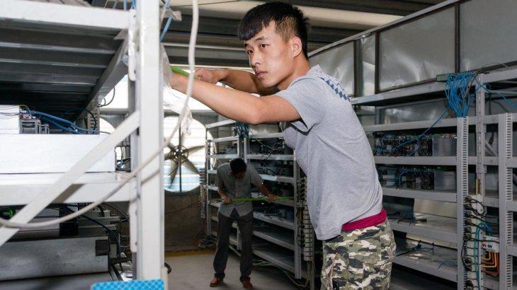 خروج استخراج کنندگان چینی از کشور خود!