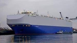 کشتی ایران در دریای سرخ دچار آسیب جزئی شد