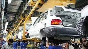خودروسازان سال ۱۴۰۰ را با رشد ۱۱۷ درصدی تولید آغاز کردند