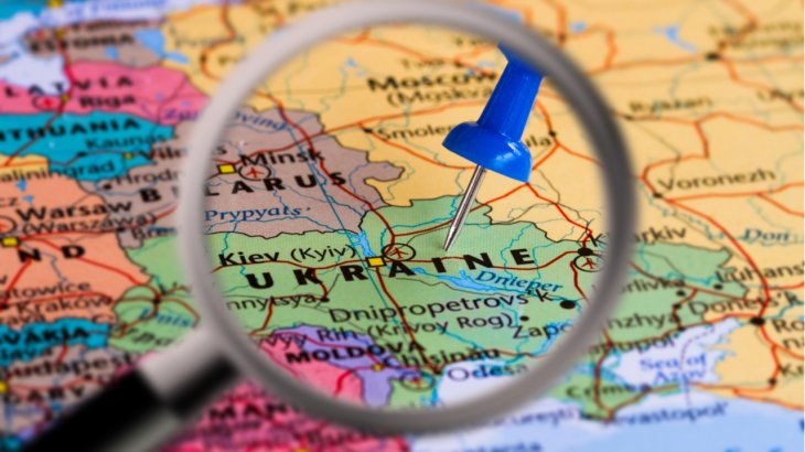 تعطیلی بزرگ ترین مزرعه استخراج در اوکراین