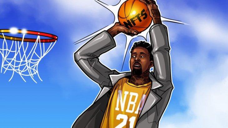 ستاره بسکتبال علاقه مند به NFT ها
