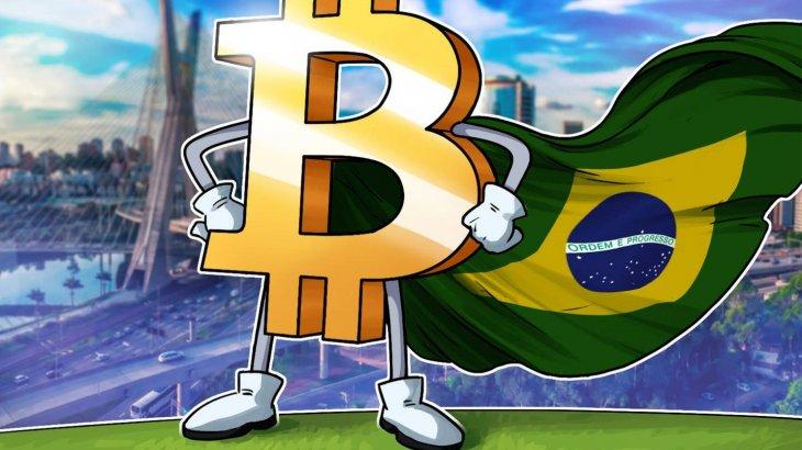 نصف مردم برزیل، خواهان بیت کوین به عنوان پول رسمی کشور!