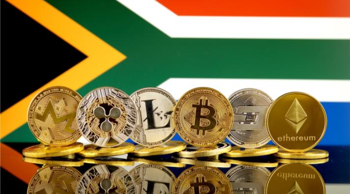 قانون گذاری ارزهای دیجیتال در آفریقای جنوبی