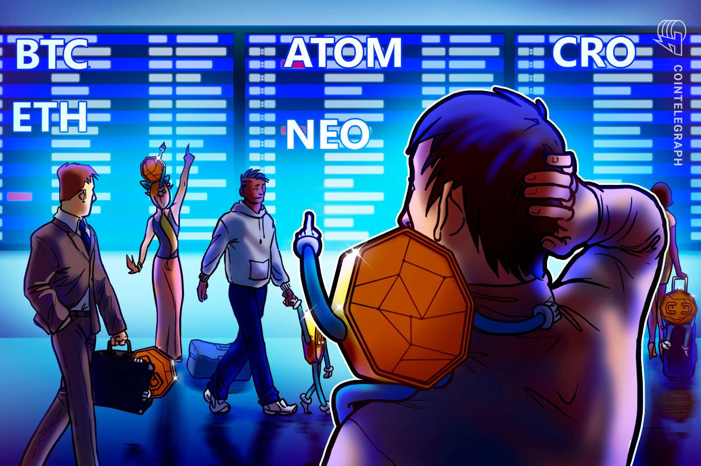 چگونه ارز دیجیتال اتم بفروشم