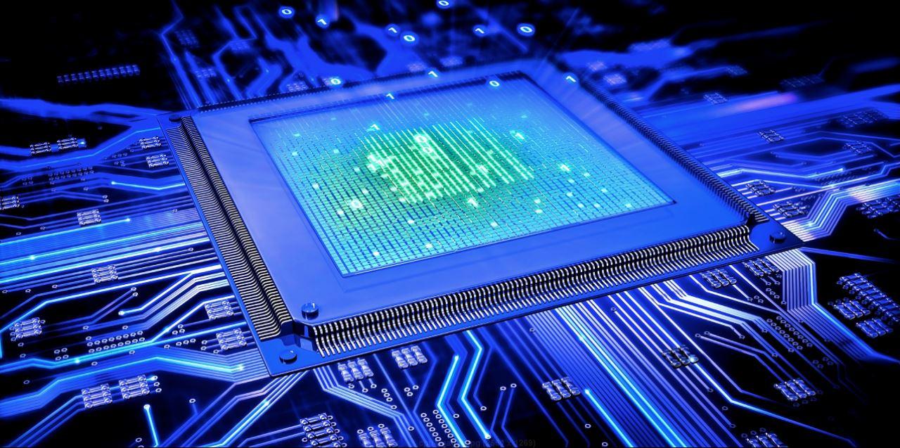 ۵. پردازنده مرکزی (CPU)