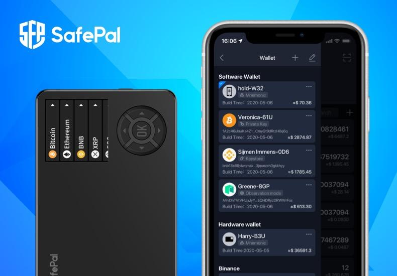ارز دیجیتال SafePal