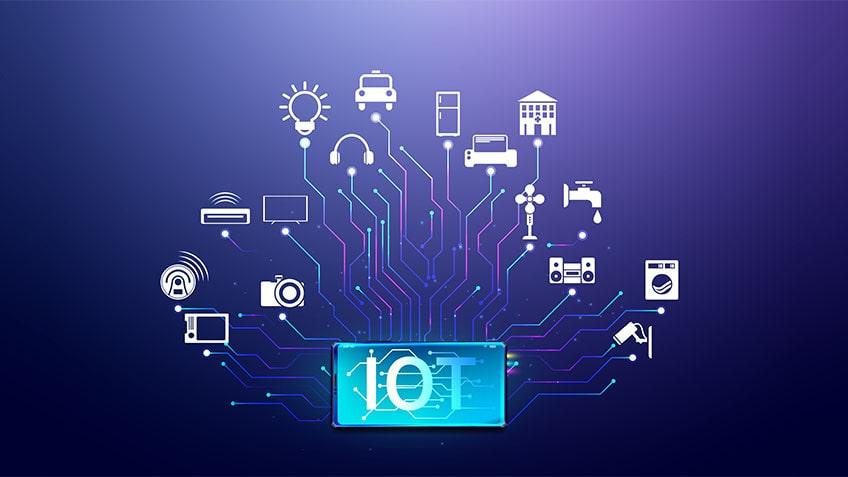 کاربرد اینترنت اشیا در ارزهای دیجیتال