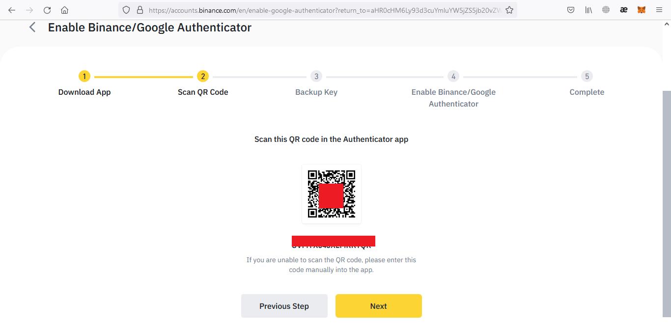 فعالسازی اپلیکیشن احراز هویت دو عاملی گوگل