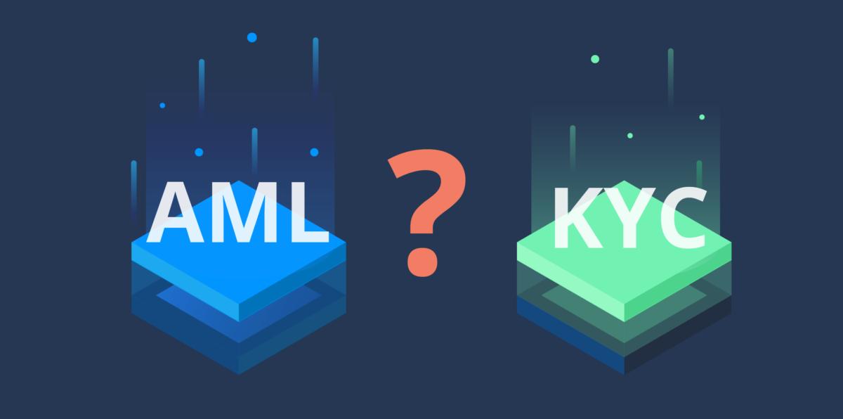 تفاوت بین kyc و aml