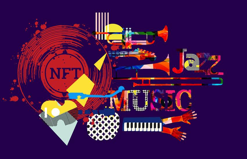 کاربرد nft در موزیک