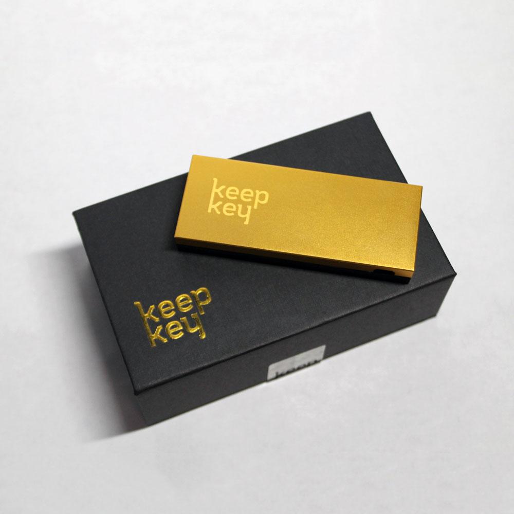 نحوه ساخت کیف پول کیپ کی (keppkey)