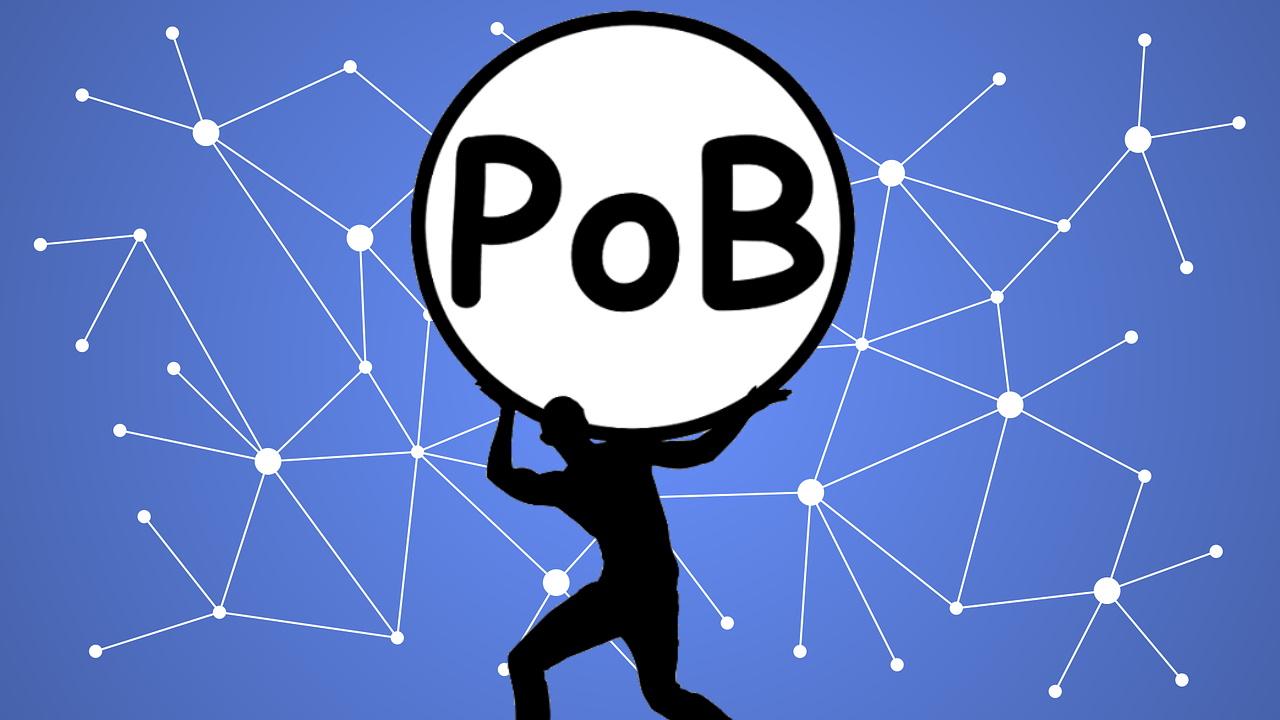 چشم انداز و وظیفه POB - الگوریتم اثبات مغز