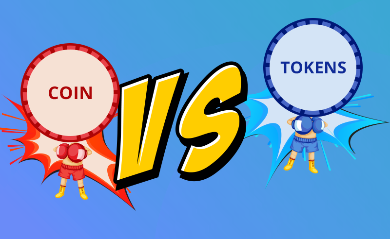 تفاوت کوین (Coin) و توکن (Token)