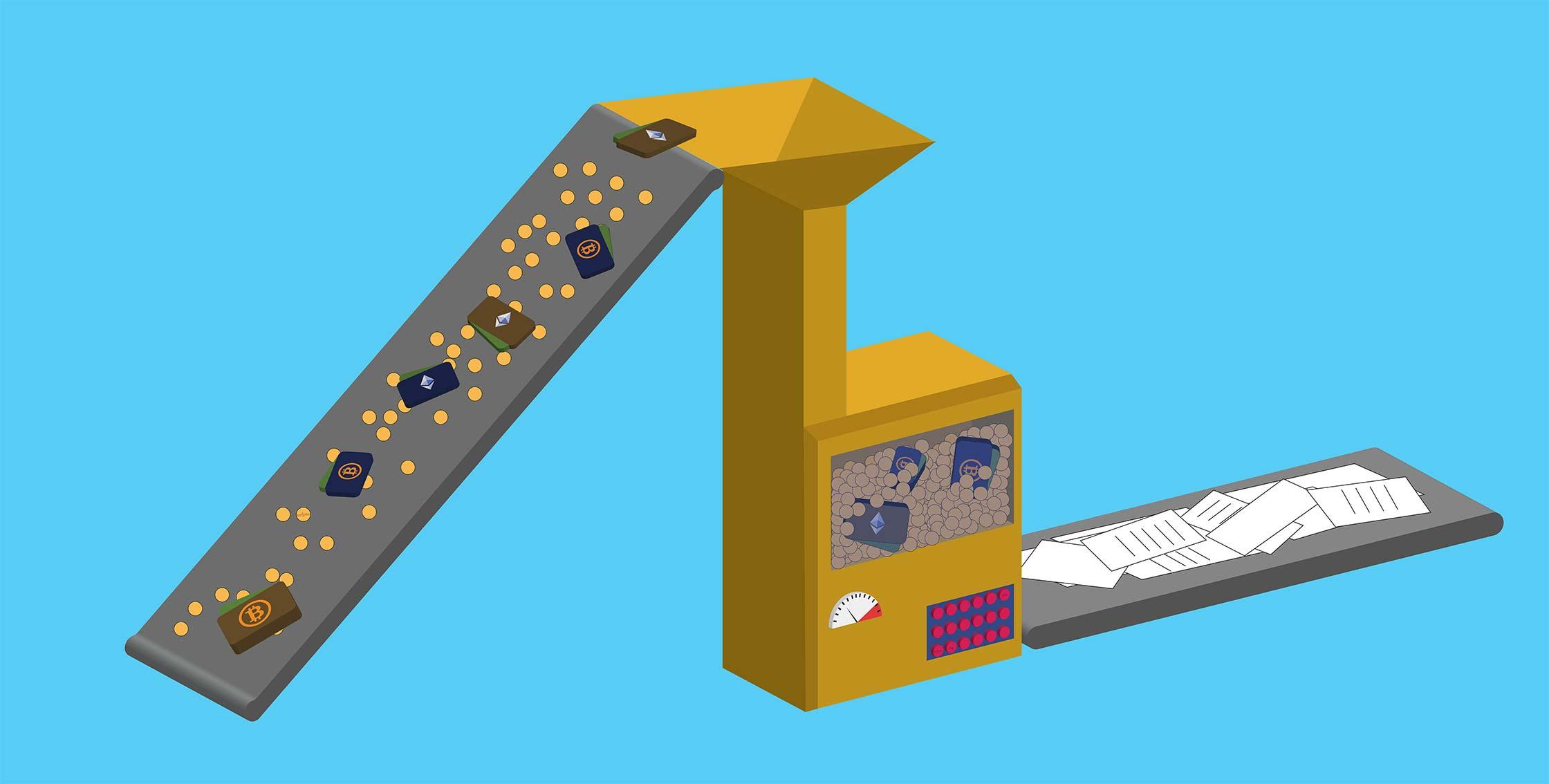 تحلیل درون زنجیرهای (On-chain analysis) چیست؟