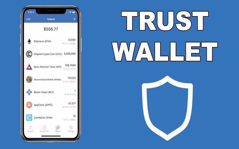 آشنایی با کیف پول تراست (Trust Wallet)