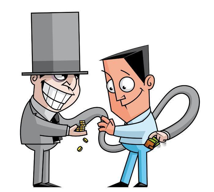 نحوه تشخیص کلاهبرداری (scam)
