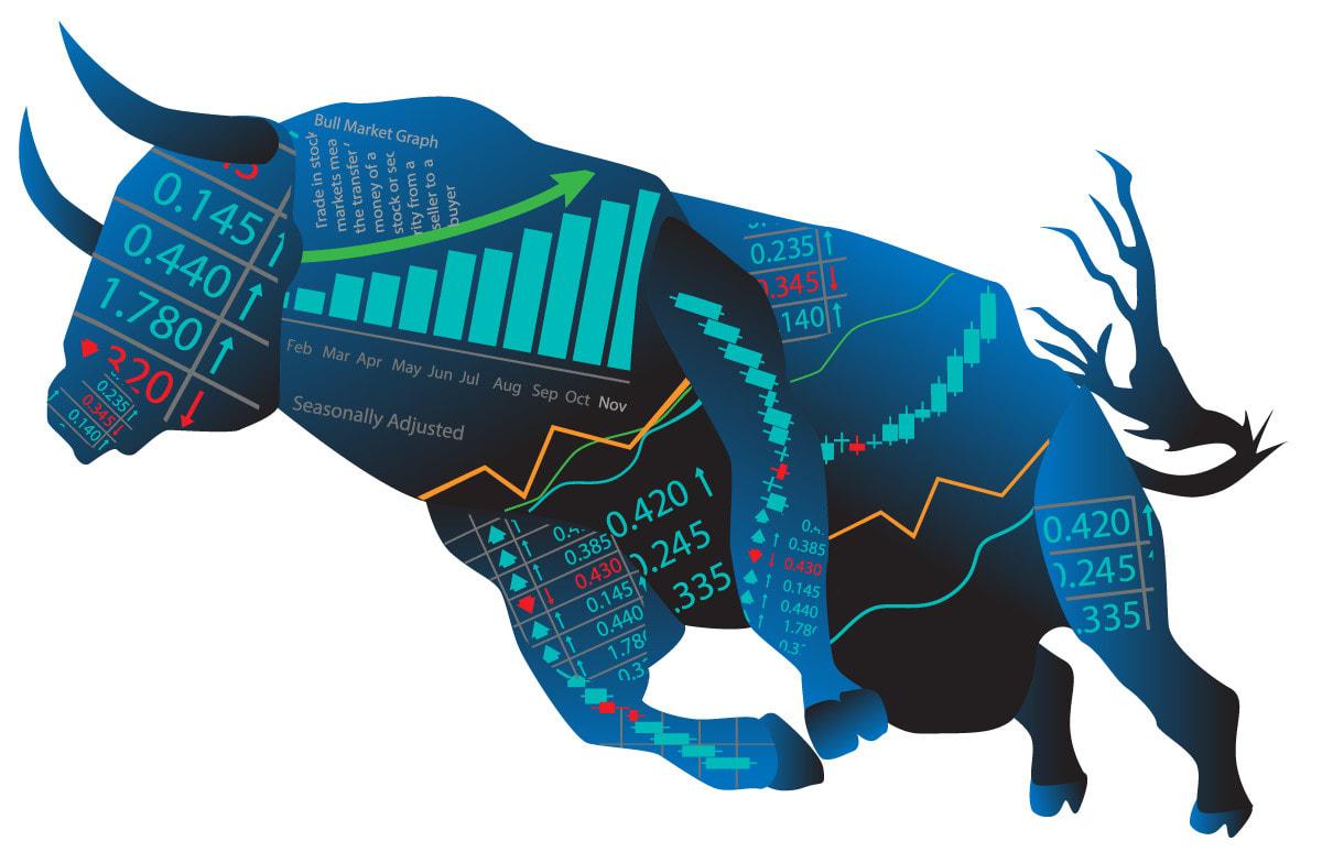 چگونه از بازار گاوی سود کسب کنیم