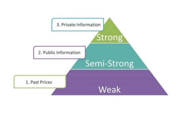 چه تعارض هایی بین اصول فرضیه و بازار کارا است؟