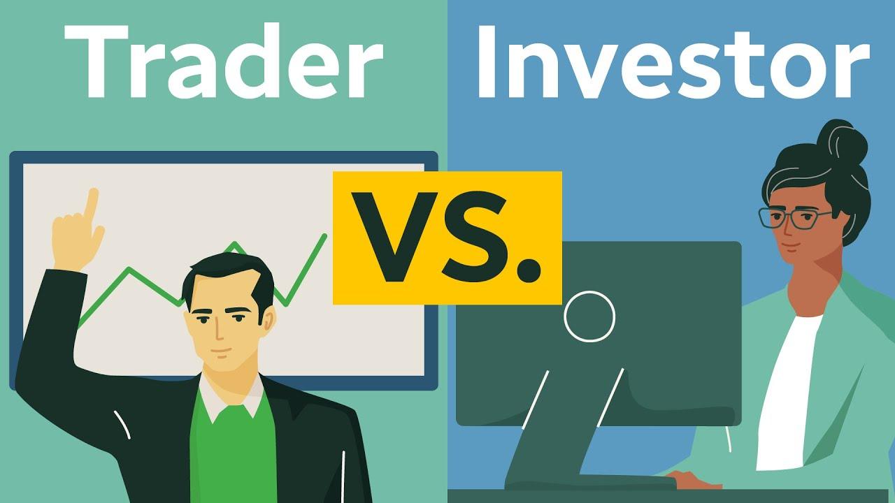تفاوت بین معامله گری و سرمایه گذاری